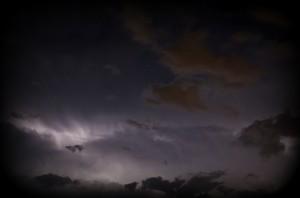 Irish dark night